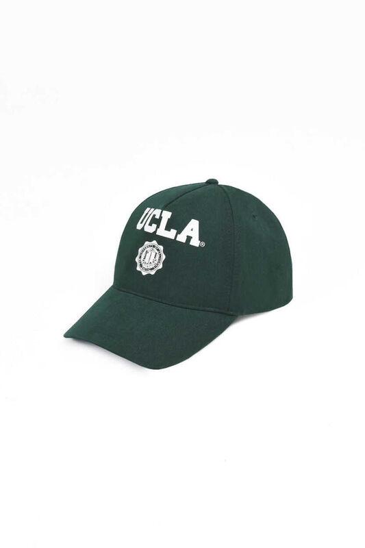 HANFORD Yeşil Baseball Cap Şapka - Thumbnail