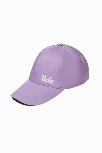 UCLA - JENNER Lila Baseball Cap Nakışlı Şapka