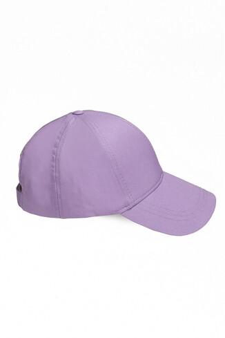 JENNER Lila Baseball Cap Nakışlı Şapka - Thumbnail (3)