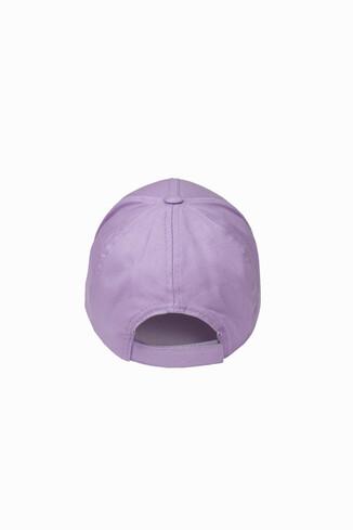 JENNER Lila Baseball Cap Nakışlı Şapka - Thumbnail (4)