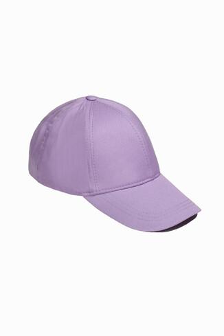 UCLA - JENNER Lila Baseball Cap Nakışlı Şapka (1)