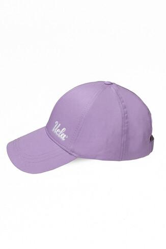 JENNER Lila Baseball Cap Nakışlı Şapka - Thumbnail (2)