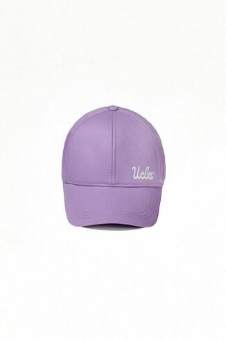 JENNER Lila Baseball Cap Nakışlı Şapka - Thumbnail (5)