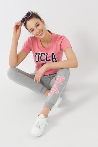 UCLA - MARINA Gri Kadın Eşofman Altı