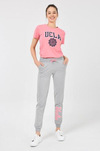 UCLA - MARINA Gri Kadın Eşofman Altı (1)