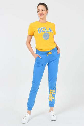 UCLA - MARINA Mavi Kadın Eşofman Altı (1)