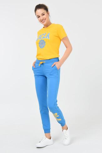 MARINA Mavi Kadın Eşofman Altı - Thumbnail (2)