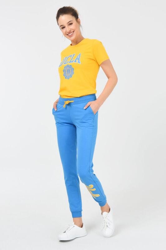 MARINA Mavi Kadın Eşofman Altı - Thumbnail