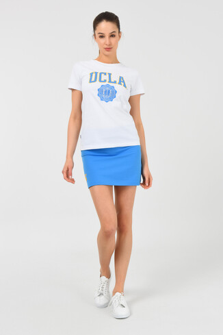 UCLA - VISTA Mavi Kadın Etek (1)