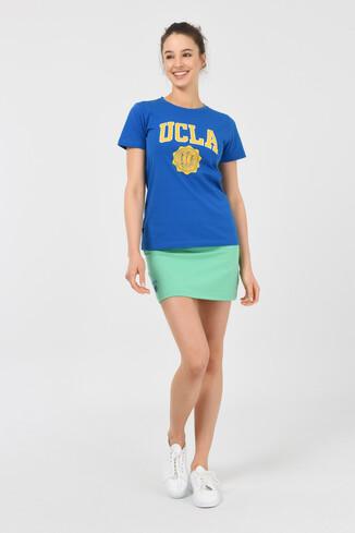 UCLA - VISTA Yeşil Kadın Etek (1)